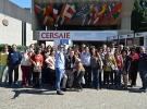 Associados na CERSAIE- It�lia